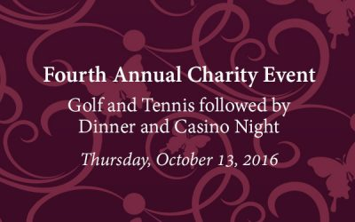 Fourth Annual Charity Event