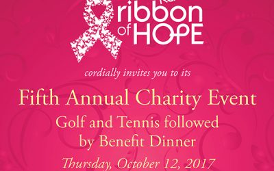 Fifth Annual Charity Event