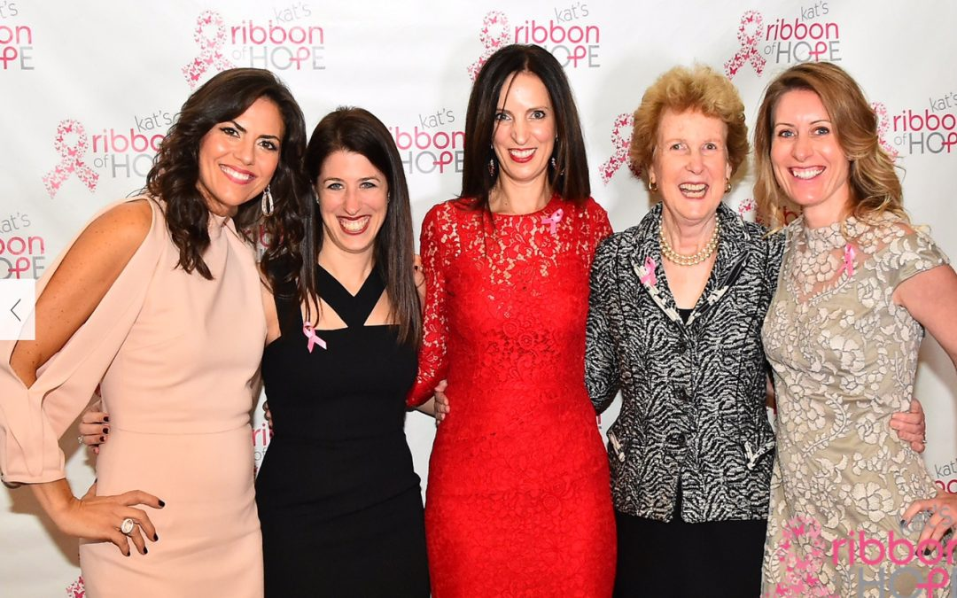 Kat's Ribbon of Hope Benefit Raises Over $350,000 for Breast Cancer Research